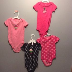 24 month Onesy Bundle! Carters! NWOT